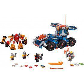 LEGO Nexo Knights Axl S Torentransport 70322
