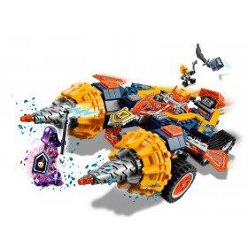 LEGO 70354 Nexo Knights: Axls Rumble Maker