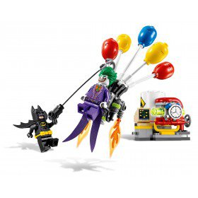 LEGO 70900 Batman The Joker ballonvlucht