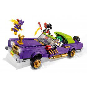LEGO 70906 Batman The Joker duistere low-rider