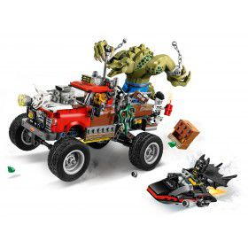 LEGO 70907 Batman Killer Croc monstertruck