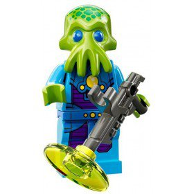 LEGO Minifiguren Serie 13 - Alien Trooper