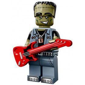 LEGO Minifiguren Serie 14 - Monster Rocker