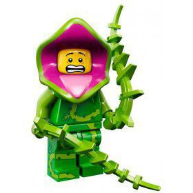 LEGO Minifiguren Serie 14 - Plant Monster
