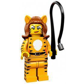 LEGO Minifiguren Serie 14 - Tijgervrouw