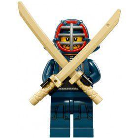 LEGO Minifiguren Serie 15 - Kendo-Vechter