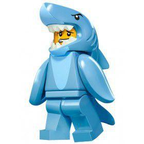 LEGO Minifiguren Serie 15 - Man in Haaienpak