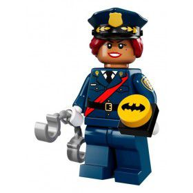 LEGO BATMAN Minifiguren Barbara Gordon