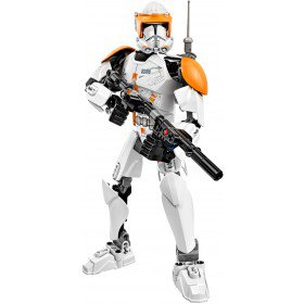 LEGO Star Wars 75108 Clone Commandor Cody
