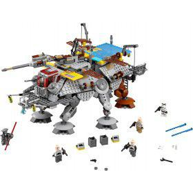 LEGO Star Wars Captain Rex S At-Te Walker 75157
