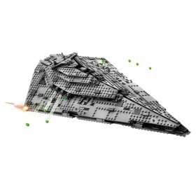 LEGO 75190 Star Wars: First Order Star Destroyer