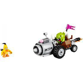 LEGO Angry Birds Piggy Auto-ontsnapping 75821
