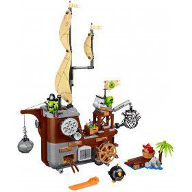 LEGO Angry Birds Piggy Piratenschip 75825