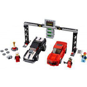 LEGO Speed Champions  Chevrolet Camaro dragracer 75874