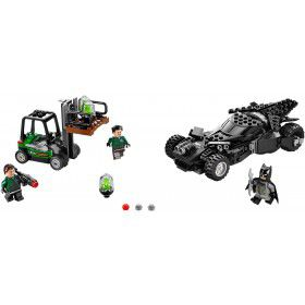LEGO kryptoniet onderschepping 76045