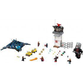 LEGO Super Heroes vliegveldduel 76051