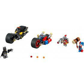 LEGO Batman Gotham City Motorjacht 76053