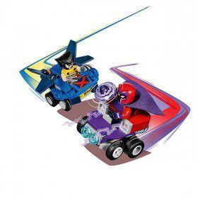 LEGO 76073 Mighty Micros: Wolverine vs. Magneto