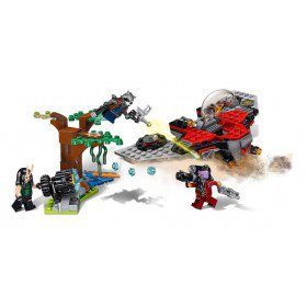 LEGO 76079 Super Heroes Ravager Attack