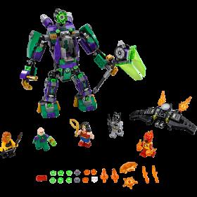 LEGO 76097 Super Heroes: Lex Luthor mecha-overwinning