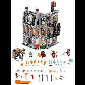 LEGO 76108 Super Heroes: Sanctum Sanctorum duel
