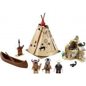 LEGO The Lone Ranger Comanche Kamp 79107