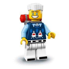 LEGO 71019 Minifiguren: Zane`s ninjabootachtervolging