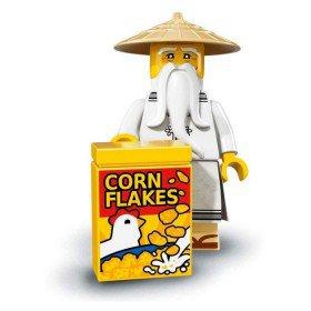 LEGO 71019 Minifiguren: Master Wu