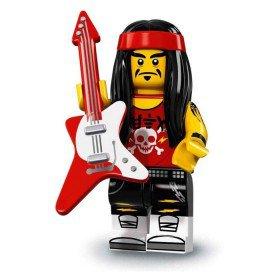 LEGO 71019 Minifiguren: Gong & Guitar Rocker