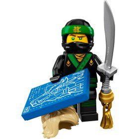 LEGO 71019 Minifiguren: Lloyd