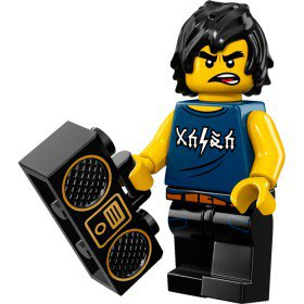 LEGO 71019 Minifiguren: Cole