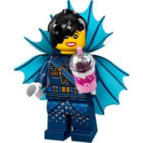 LEGO 71019 Minifiguren: Shark Army General #1