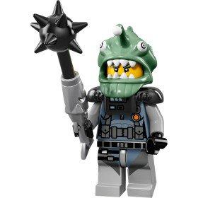 LEGO 71019 Minifiguren: Shark Army Angler