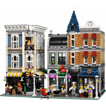 LEGO 10255 Modular Building: Assembly Square