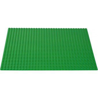 LEGO Bouwplaat kleur groen 32 x 32 10700