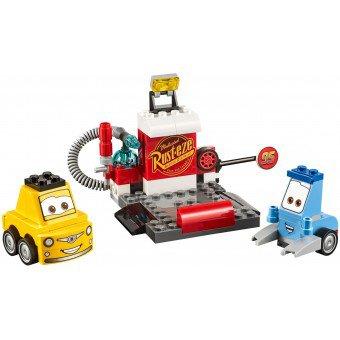 LEGO 10732 Juniors: Guido en Luigi's pitstop