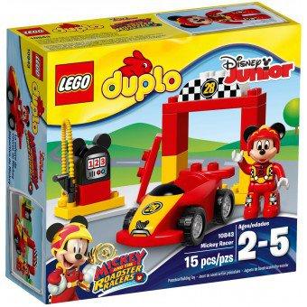 LEGO 10843 Duplo: Mickey's racewagen
