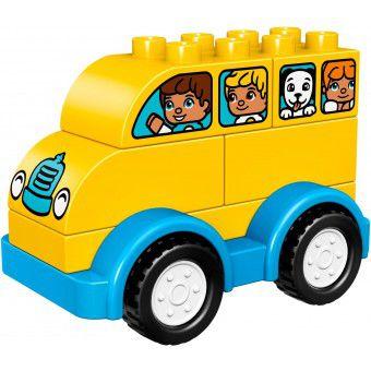 LEGO 10851 Duplo Mijn eerste bus