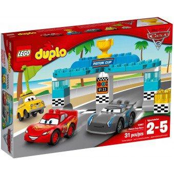 LEGO 10857 Duplo: Cars: Piston Cup race