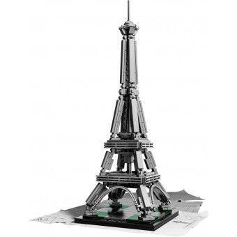 LEGO Architecture - De Eiffeltoren 21019