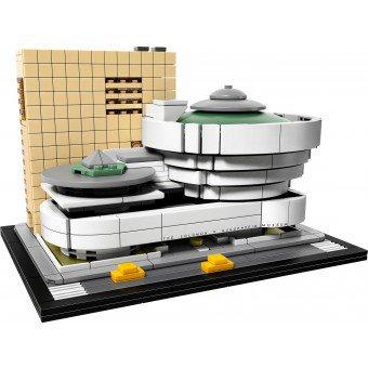 LEGO 21035 Architecture: Solomon R. Guggenheim museum