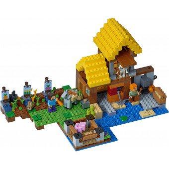 LEGO 21144 Minecraft: Het boerderijhuisje