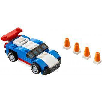 Blauwe Racer 31027