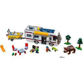 LEGO Camper Vakantieplekjes 31052