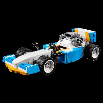LEGO 31072 Creator: Extreme motoren