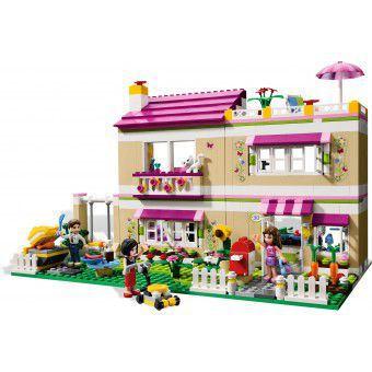 LEGO 3315 Friends: Olivia's Huis