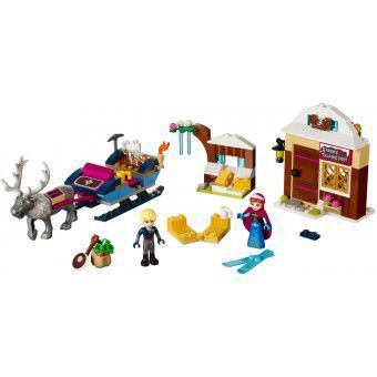 LEGO Frozen Slee Avontuur met Anna en Kristoff 41066