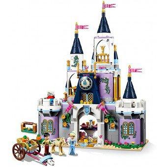 LEGO 41154 Disney: Assepoesters droomkasteel