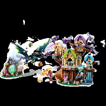 LEGO 41196 Elves: Vleermuisaanval bij de Elvenstar boom