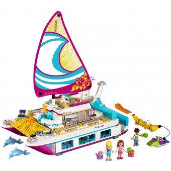 LEGO 41317 Friends: Sunshine catamaran